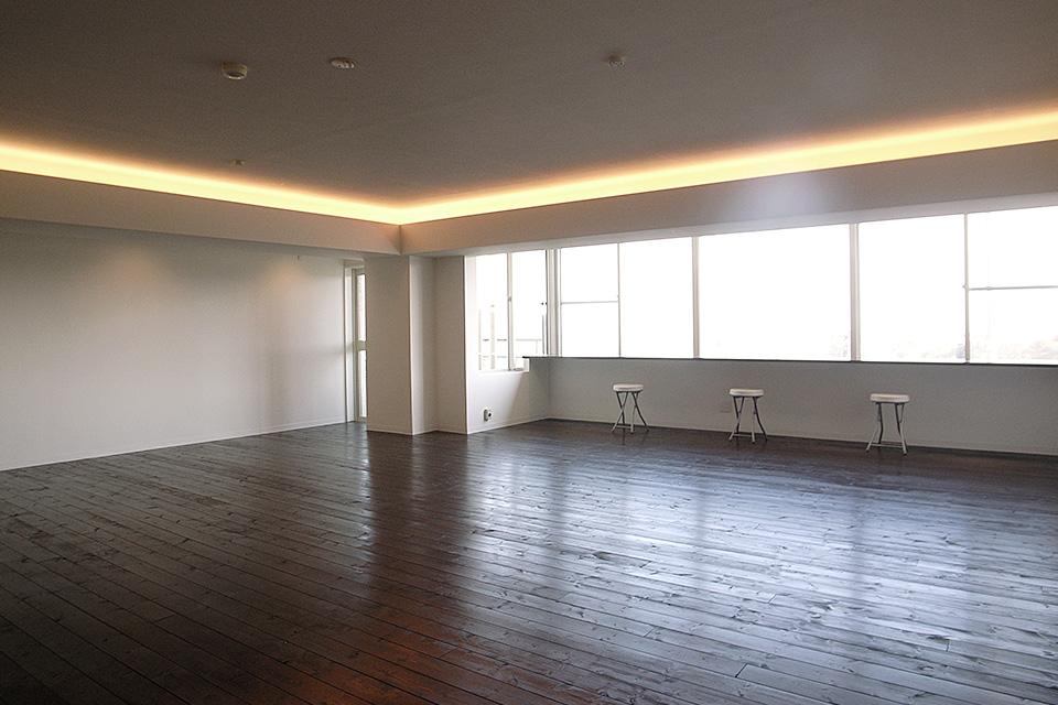 美術館を取り入れた家/宝塚市逆瀬台