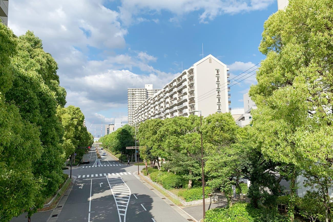 神戸パークシティC棟